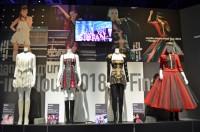 安室奈美恵の体感型展覧会『namie amuro Final Space』