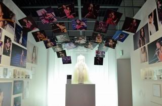 安室奈美恵の体感型展覧会『namie amuro Final Space』より(C)oricon ME inc.