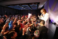 「EVENING WITH YOSHIKI 2018」カーテンコール