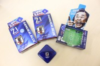 「ロートジー」サッカー日本代表ver.サムライブルーパッケージ