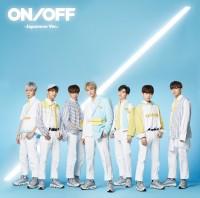 ONFの日本デビューシングル「ON/OFF−Japanese Ver.-」(初回盤A)