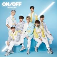 ONFの日本デビューシングル「ON/OFF−Japanese Ver.-」(通常盤)