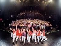 7月31日にマイナビBLITZ赤坂で開催された『JAPAN DEBUT SHOWCASE』の模様 (撮影:河上 良)