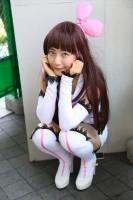 『コミケ94(C94)』コスプレイヤー・ゆゆさん<br>(『バーチャルYouTuber』キズナアイ)