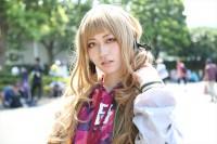 『コミケ94(C94)』コスプレイヤー・らおさん<br>(『シノアリス』赤ずきん)