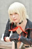 『コミケ94(C94)』コスプレイヤー・ブランシェさん<br>(『Fate/Grand Order』ジャンヌ・ダルク(オルタ))