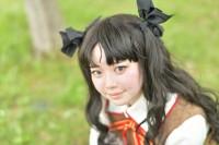 『コミケ94(C94)』コスプレイヤー・美祈さん<br>(『Fate/stay night』遠坂凛)