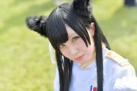 『コミケ94(C94)』コスプレイヤー・桐生あかりさん<br>(『アズールレーン』愛宕)