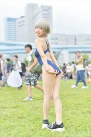 『コミケ94(C94)』コスプレイヤー・とみこさん<br>(『ラブライブ!サンシャイン!!』渡辺曜)