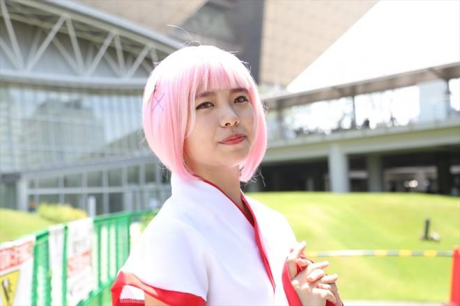 『コミケ94(C94)』コスプレイヤー・桜夢。さん<br>(『Re:ゼロから始める異世界生活』ラム)