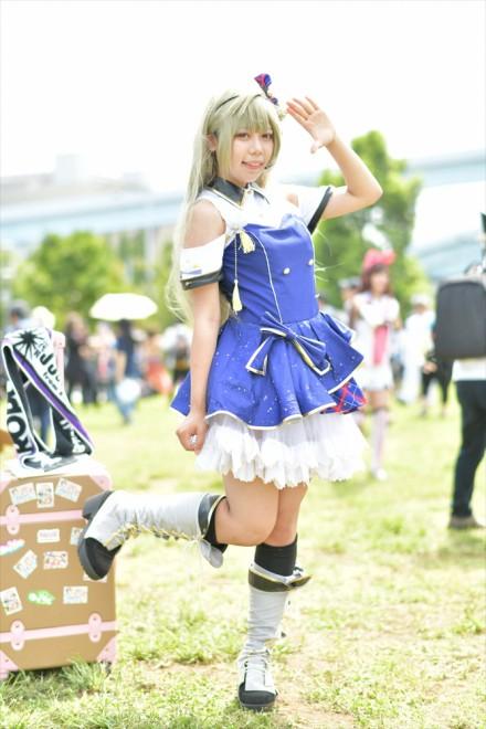 『コミケ94(C94)』コスプレイヤー・成宮ゆんさん<br>(『ラブライブ!』南ことり)
