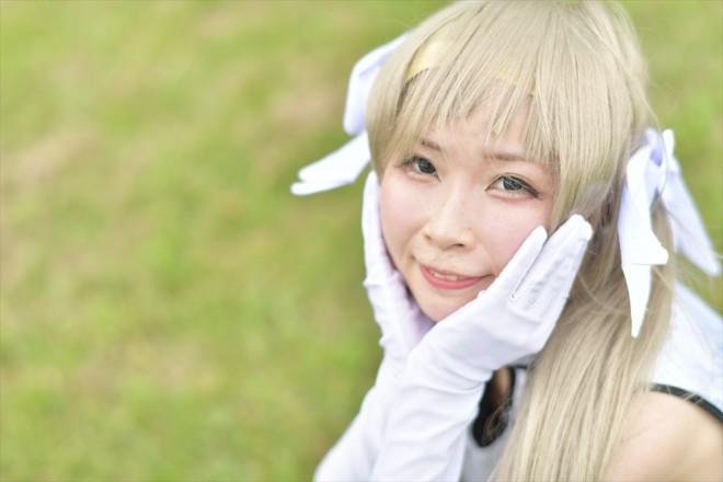 『コミケ94(C94)』コスプレイヤー・月岡小夜さん<br>(『ヨスガノソラ』春日野穹)
