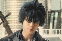 映画『銀魂2 掟は破るためにこそある』キャラクター写真 窪田正孝(河上万斉)