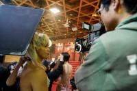 映画『銀魂2 掟は破るためにこそある』メイキングカット