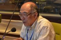 『夏休み子ども科学電話相談』(NHKラジオ第1ほか)に出演の動物専門・小菅正夫先生