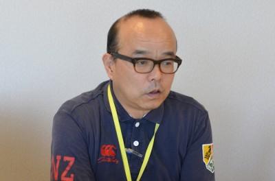チーフディレクター・柴文彦氏