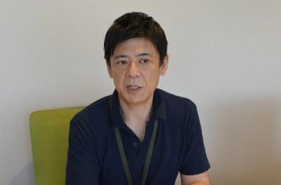 チーフプロデューサー・大野克郎氏