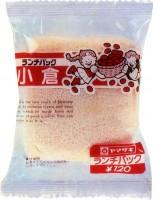 ランチパック『小倉』1984年 発売初期のパッケージ写真