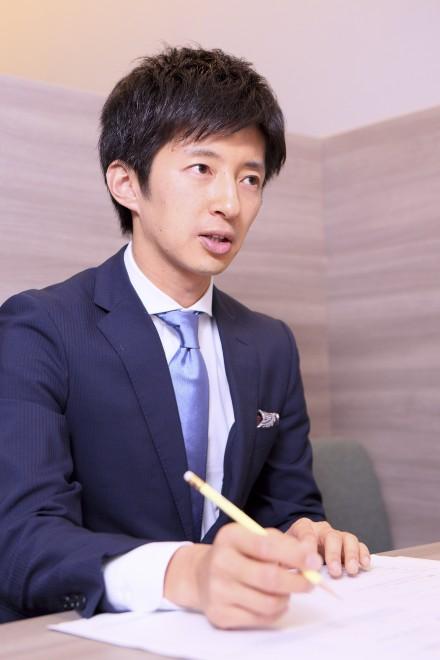 TBS・杉山真也アナウンサー