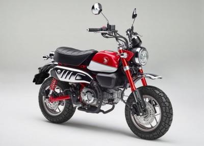 125ccで復活した「モンキー」