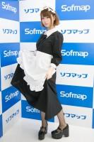 『サンクプロジェクト×ソフマップ』コスプレイヤー・城夢サキョさん<br>(『オリジナル』ロングメイド)