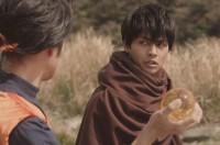 dTVオリジナルドラマ『銀魂2 −世にも奇妙な銀魂ちゃん−』第2話「土方禁煙篇」
