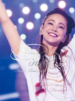 DVD/Blu-ray『namie amuro Final Tour 2018 〜Finally〜』(5月東京ドーム公演)
