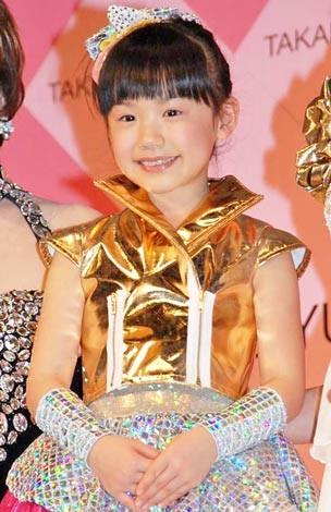 (2012年1月)たかの友梨ビューティクリニックの2012年CMキャラクターを務める芦田愛菜 (C)ORICON DD inc.