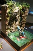 作品名「Cenote」 (第14回全国オラザク選手権 大賞受賞作品)