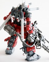 作品名:RX-77-2 ガンキャノン(ア・バオアクー最終決戦仕様)製作:しんきち