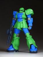 作品名:MS-05Bザク�T 製作:kenichiro16w