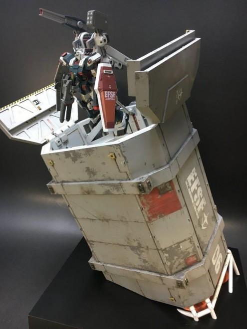 『機動戦士ガンダム サンダーボルト 』英雄の条件 制作:市川貴秀(あにさんとの合作)