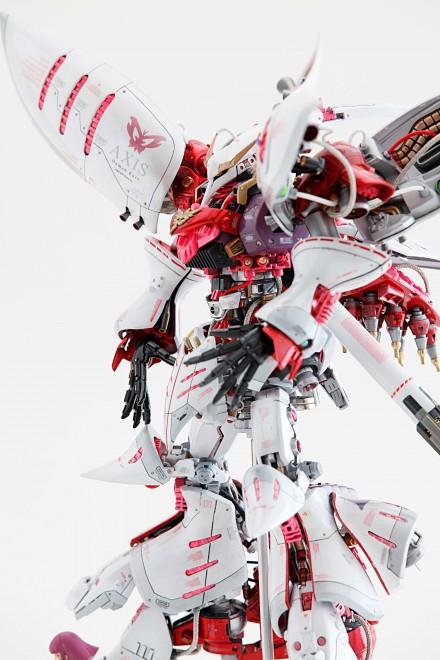 作品名:QUBELEY LaHaman(キュベレイ・ラ・ハマーン)【AMX-004-H.K】製作:しんきち