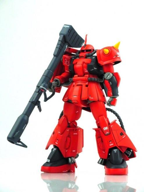 作品名:MS-06R2 ザク�U ジョニー・ライデン 製作:kenichiro16w