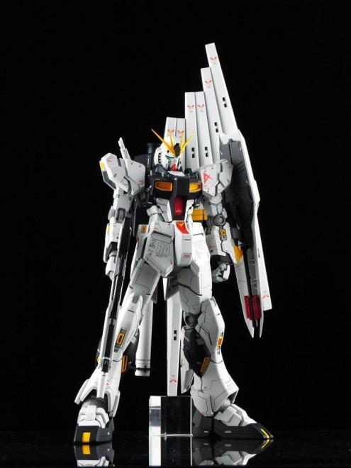 作品名:RX-93 νガンダム 製作:kenichiro16w