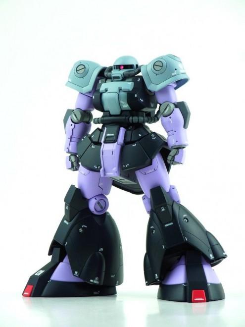 作品名:MS-06RD-4 ZAKU 高機動試作型ザク 製作:kenichiro16w