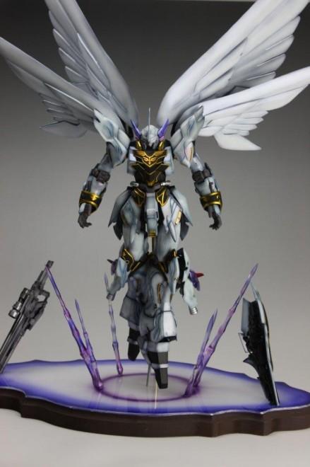 作品名:シナンジュ「願い」※2011年度『ガンプラW杯』日本大会優勝・世界3位 製作:ヤマタツ