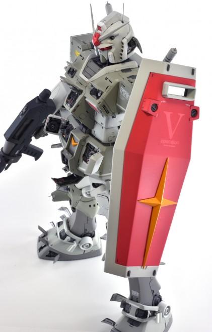 22回「全日本オラザク選手権」大賞『The GUNDAM』/制作:mat