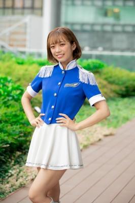 Passionとして活躍するARISAさん(写真:草刈雅之)