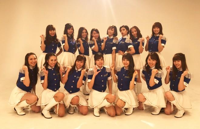 東京ヤクルトスワローズの公式ダンスチーム「Passion」