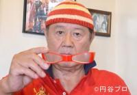 『ウルトラセブン』モロボシ・ダン役、森次晃嗣が『ウルトラアイシニアグラス』を装着