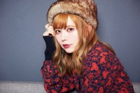 益若つばさインタビュー 写真:近藤誠司 (C)oricon ME inc.