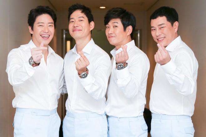 韓国ミュージカルシーンのトップ俳優ユニット・オムユミンボム