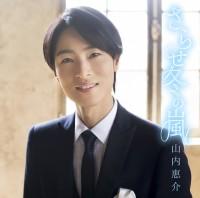 山内惠介「さらせ冬の嵐(旅盤)」(18年10月10日発売)