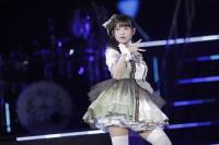 9月24日に東京ドームで開催された『KING SUPER LIVE 2018』の模様 上坂すみれ