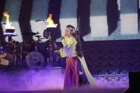 9月24日に東京ドームで開催された『KING SUPER LIVE 2018』の模様 高橋洋子