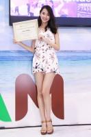 17代目三愛水着楽園イメージガールの黒木麗奈