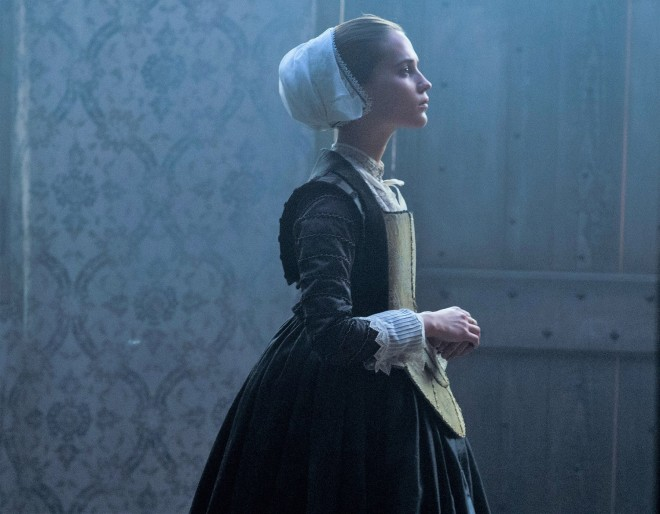 (C)2017 TULIP FEVER FILMS LTD.  ALL RIGHTS RESERVED.