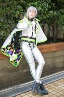 『acosta!(アコスタ)@池袋サンシャインシティ 10月7日・8日開催』コスプレイヤー・グレースさん<br>(『アイドリッシュセブン』ユキ)