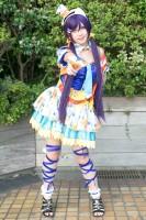 『acosta!(アコスタ)@池袋サンシャインシティ 10月7日・8日開催』コスプレイヤー・星屑もなこさん<br>(『ラブライブ!』東條希)